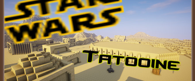 Minecraft-tatooine
