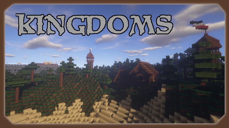 Minecraft KingdomsIMinecraft Medieval Map V Maps Mod Für Minecraft - Minecraft mittelalter haus map