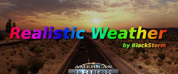 Realistisches-wetter-modifikation-fur-american-truck-simulator