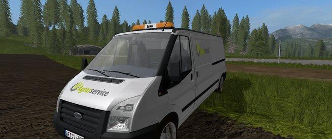 Rumbler-van-service