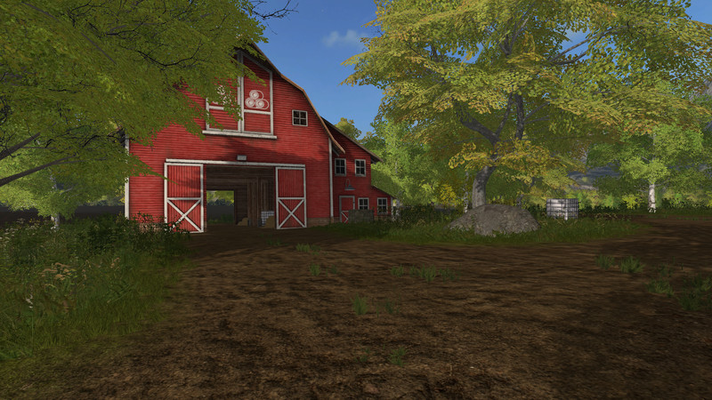 Farming Simulator 17 American Map.Fs 17 The American Dream V 1 2 Maps Mod Fur Farming Simulator 17