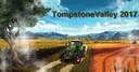 Tombstone-valley