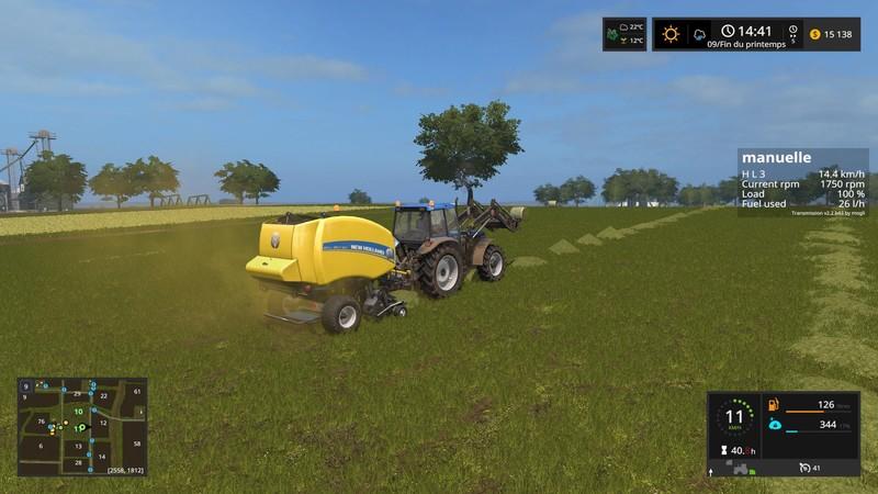 FS 17: Great Prairie Farm v 1 Big Maps Mod für Farming Simulator 17