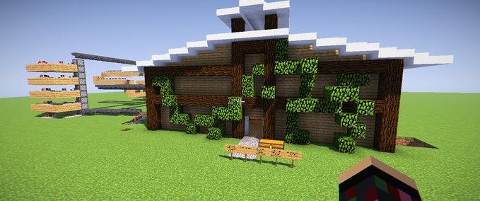 Minecraft-redstone-lager