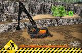 Excavatrice-atlas-250mh-a-benne-preneuse