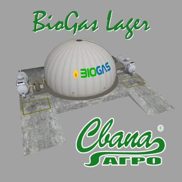 FS 17: BioGas store v 1 0 0 Placeable Objects Mod für