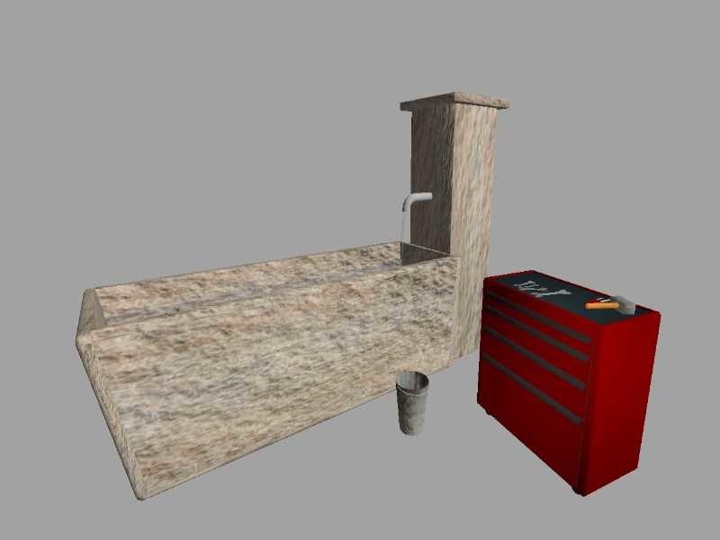 ls 17 brunnen eimer werkzeugkiste v 1 0 objekte mod f r. Black Bedroom Furniture Sets. Home Design Ideas
