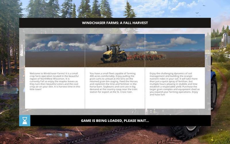 FS 15: Windchaser Farms: A Fall Harvest v 1 0 0 0 Big Maps