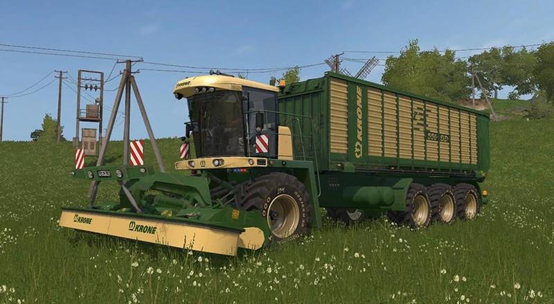 Ls 17 Krone Big Mower V 1 0 0 Sonstige Anh 228 Nger Mod F 252 R