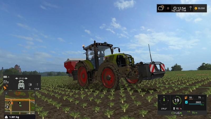 FS 17: Homemade weight Papageno Inc  v 1 0 weights Mod für