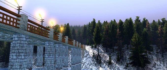 Karte-wintering