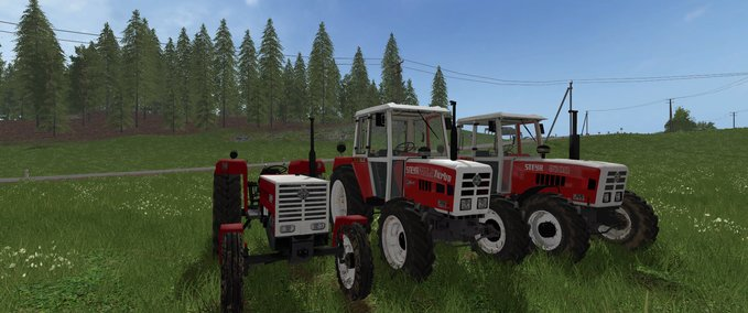 Steyr-traktor-collection