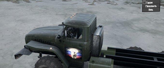 Ural-4320z1-truck-spintires-mudrunner