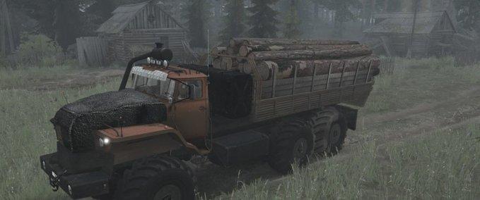 Ural-polar-truck-v10-11-17-update-spintires-mudrunner