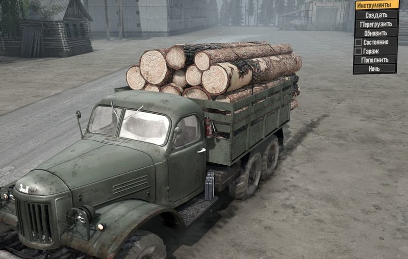 Spintires: ZiL-157KD Truck v1.0 - Spintires: MudRunner v 1.0 ... on world globe, world war, world military, world hunger, world most beautiful nature, world of warships, world wide web, world wallpaper, world travel, world history, world culture, world earth, world shipping lanes, world atlas, world records, world flag, world glode, world projection, world statistics, world border,