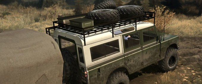 Land-rover-series-iii-spintires-mudrunner