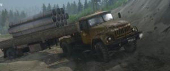 Zil-130p-4x4-truck-spintires-mudrunner