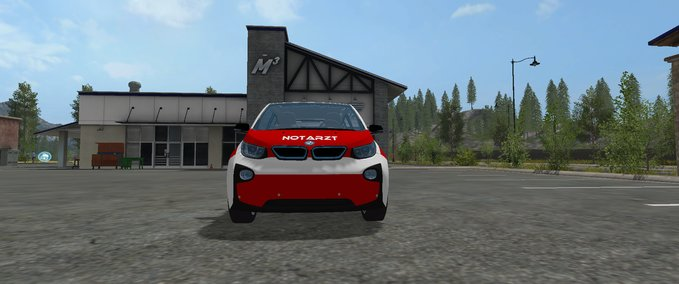 Bmw-i3-notarzt-at-skin