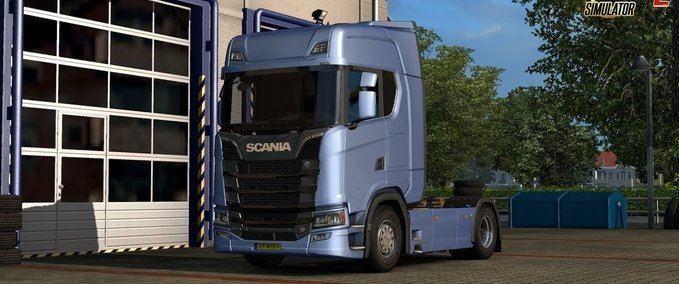 ets 2 scania new generation v8 stock sound v 1 1 sound mod für