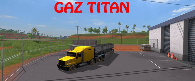 Gaz-titan-wellow