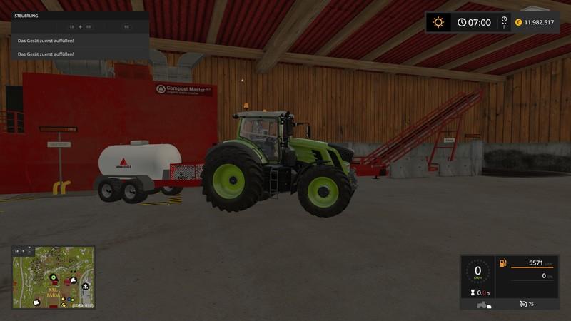 FS 17: Goldcrest Valley XXL Hof v GoldcrestValley XXL Farm V