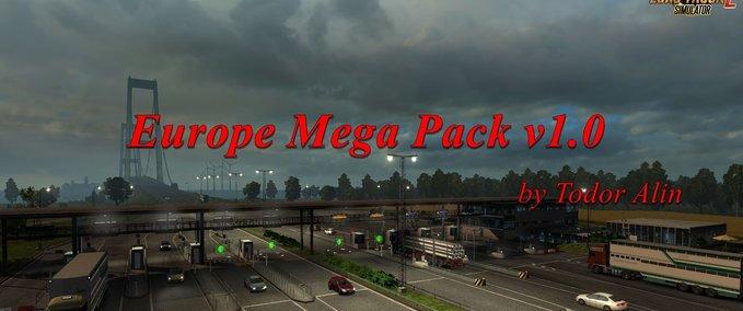 Europe-mega-pack-von-todor-alin