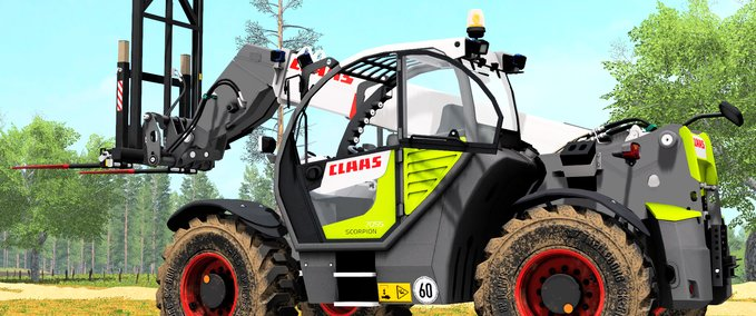 Claas-scorpion-7055