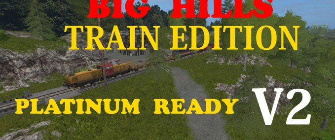 Hills-map-train-edition