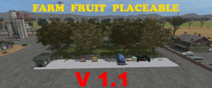 Placeable-farm-fruit
