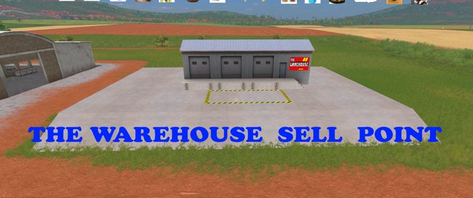 Warehouse-sell-point