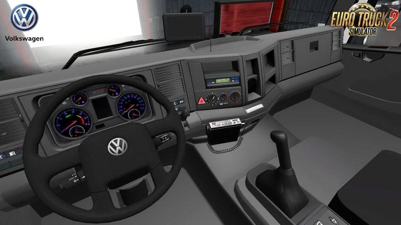 ets 2: Volkswagen Constellation 25-370 + Interieur (1.30.x) v 1.0 ...