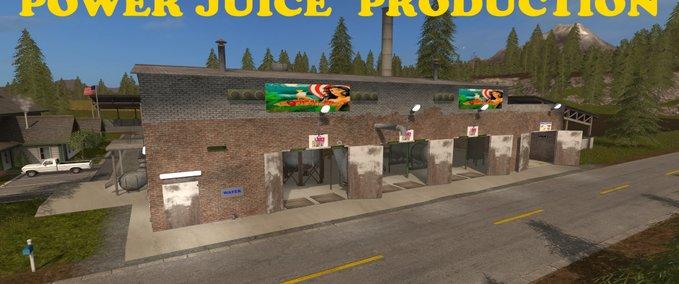 Power-juice-fabrik