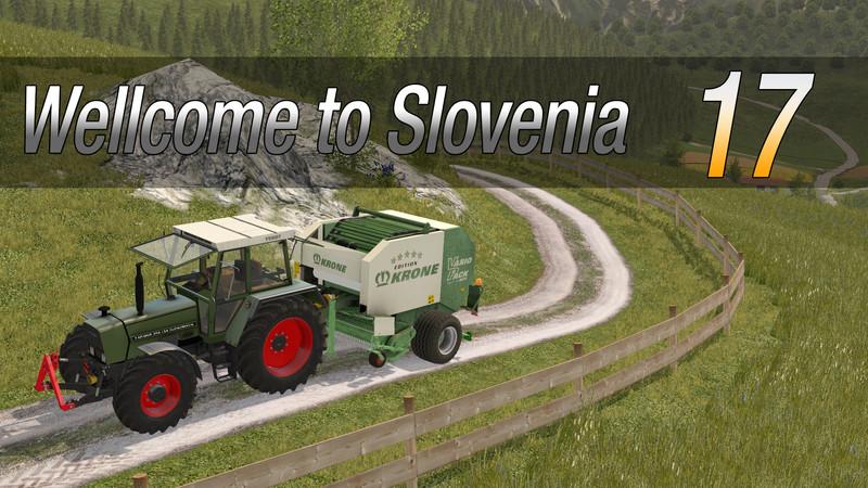 Fs 17 Wellcome To Slovenia 17 V 1 04 Maps Mod F 252 R Farming