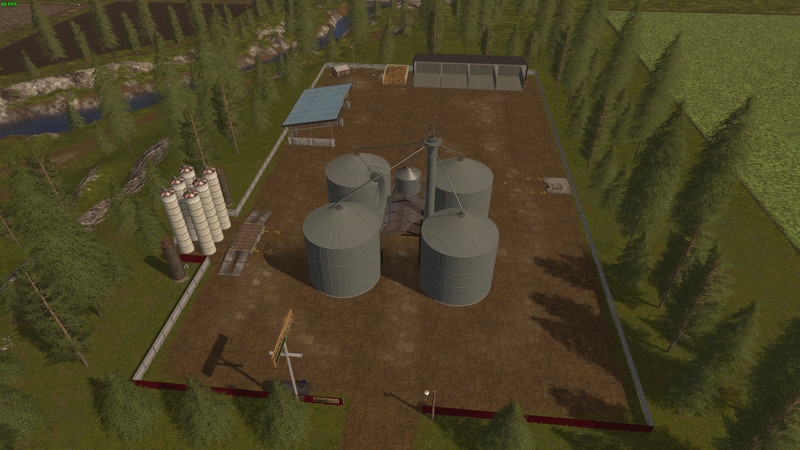 FS 17: Goldcrest Valley II v 6 0 3 0 Default Map edit Mod
