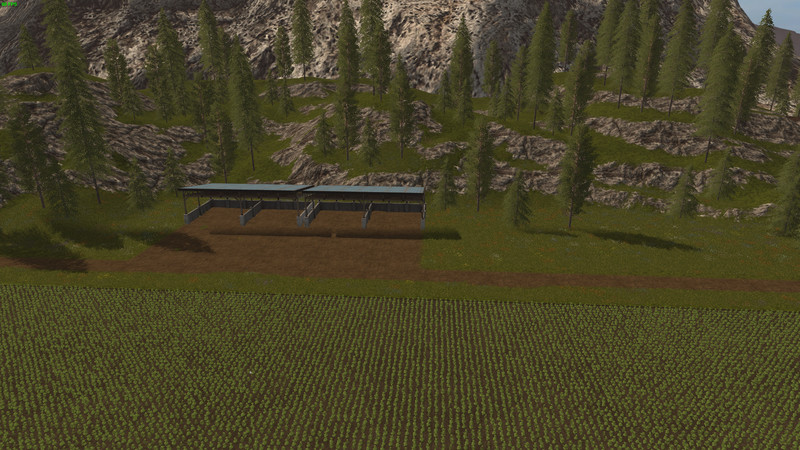 FS 17: Goldcrest Valley II v 6 0 3 0 Default Map edit Mod
