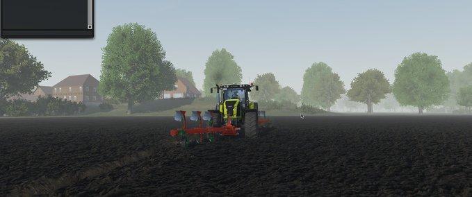 Kverneland-ploughs