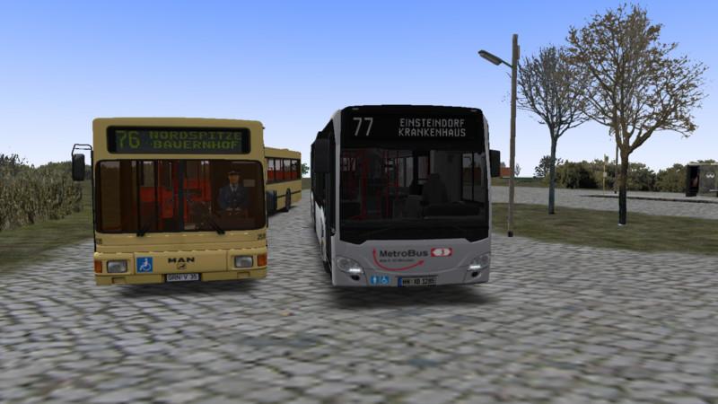 omsi: C2 (3 Generation Addon) Soundmod by Jonas v 2 1 Buses Mod für