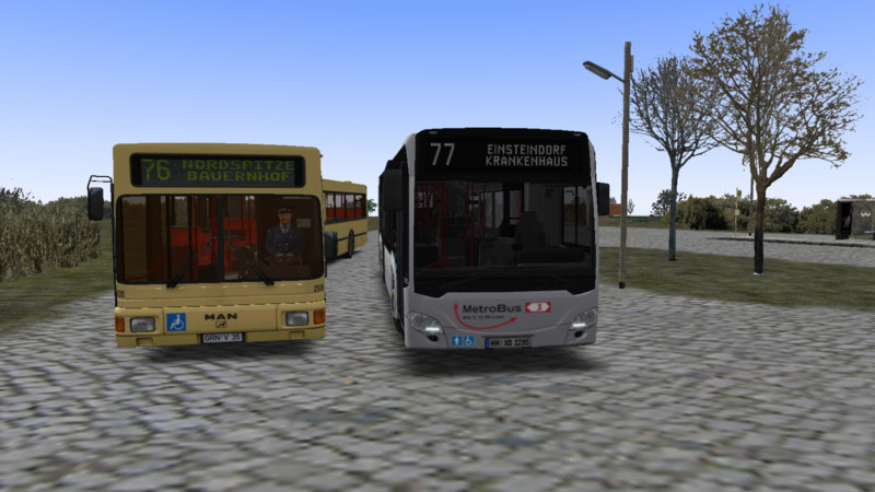 omsi: C2 (3 Generation Addon) Soundmod by Jonas v 2 1 Buses