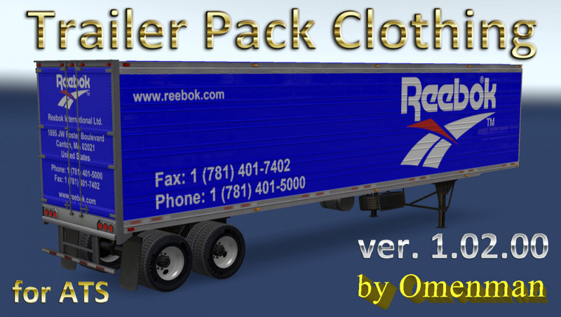 """ats: Trailer Package """""""