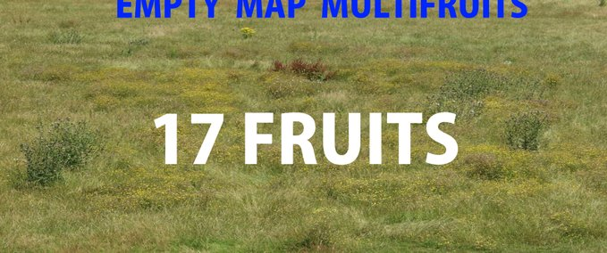 Empty-map-multifruits