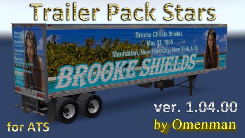 ats: Trailer Pack Stars v1 04 00 [1 31 x] v 1 04 00 Trailer