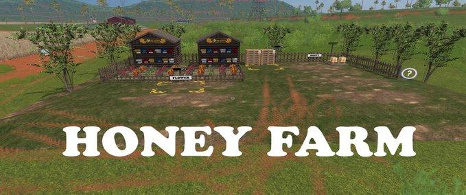 Placeable-honey-farm
