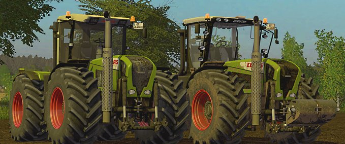 Claas-xerion-3300-3800
