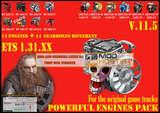 Pack-leistungsstarke-motoren-getriebe-v-11-5-fur-1-31-xx
