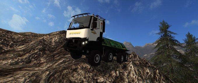 Renault-k-range-truck-trial