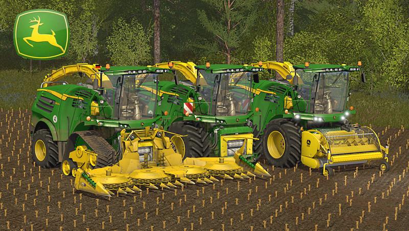 FS 17: John Deere 8000 Series v 4 0 Final Beast John Deere Mod für