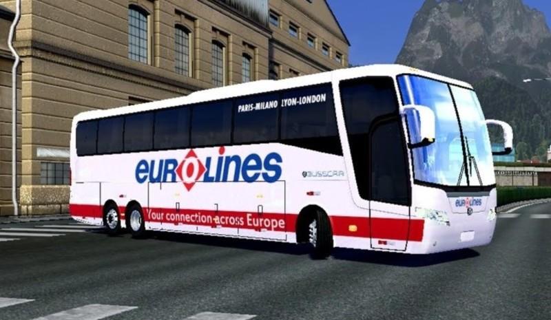 ETS 2: Bus Elegance 360 [1 31 x] v update auf 1 31 Other Mod