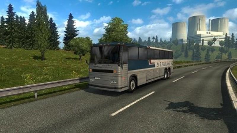 ETS 2: ATS Vehicles in ETS2 Traffic 1 31 x v 1 0 AI Mod für