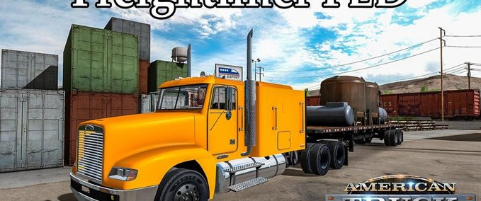 Ats-freightliner-fld-updated-1-32-x