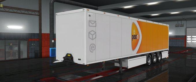 Postnl-trailer